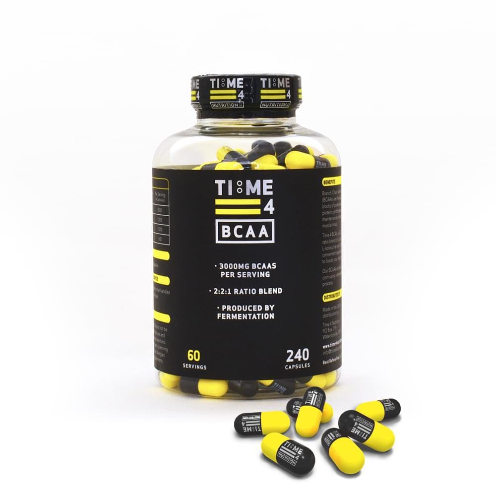 WHAT ARE BRANCHED-CHAIN AMINO ACIDS (BCAAs)?