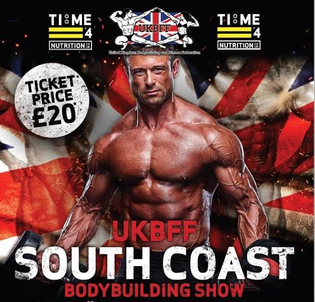 Time 4 The UKBFF South Coast 2017.