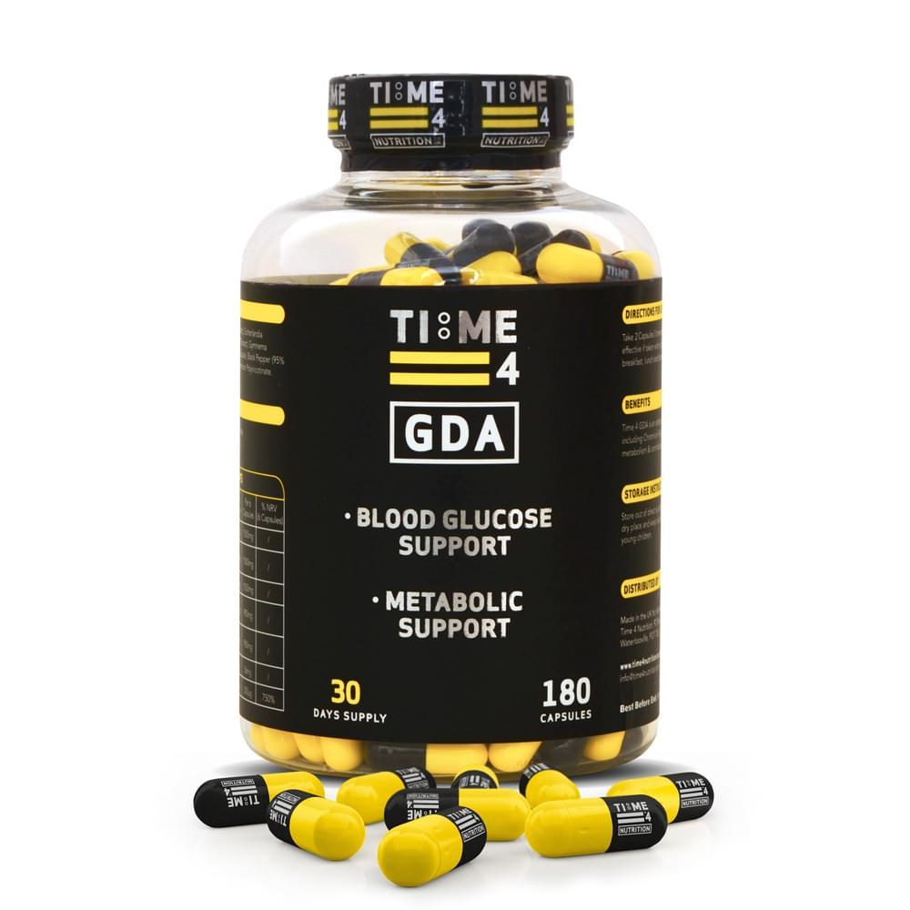 test Time 4 GDA – Ingredient Profile By Brian Batcheldor BSC