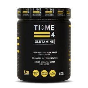 Glutamine-Time 4 Glutamine