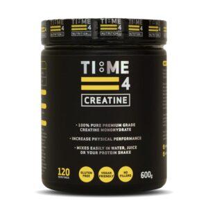 Creatine, Glutamine & Aminos