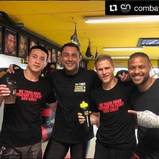 Time 4 Nutrition and Combat Nutrition have partnered up, and are now the official sponsors for MMA legend: Thiago Silva.