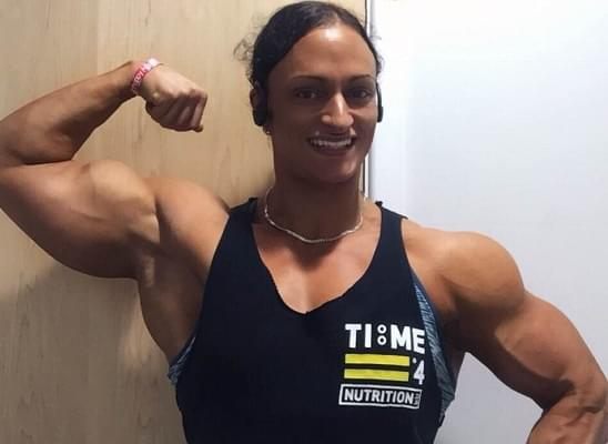 Christal Cornick<br>Bodybuilding