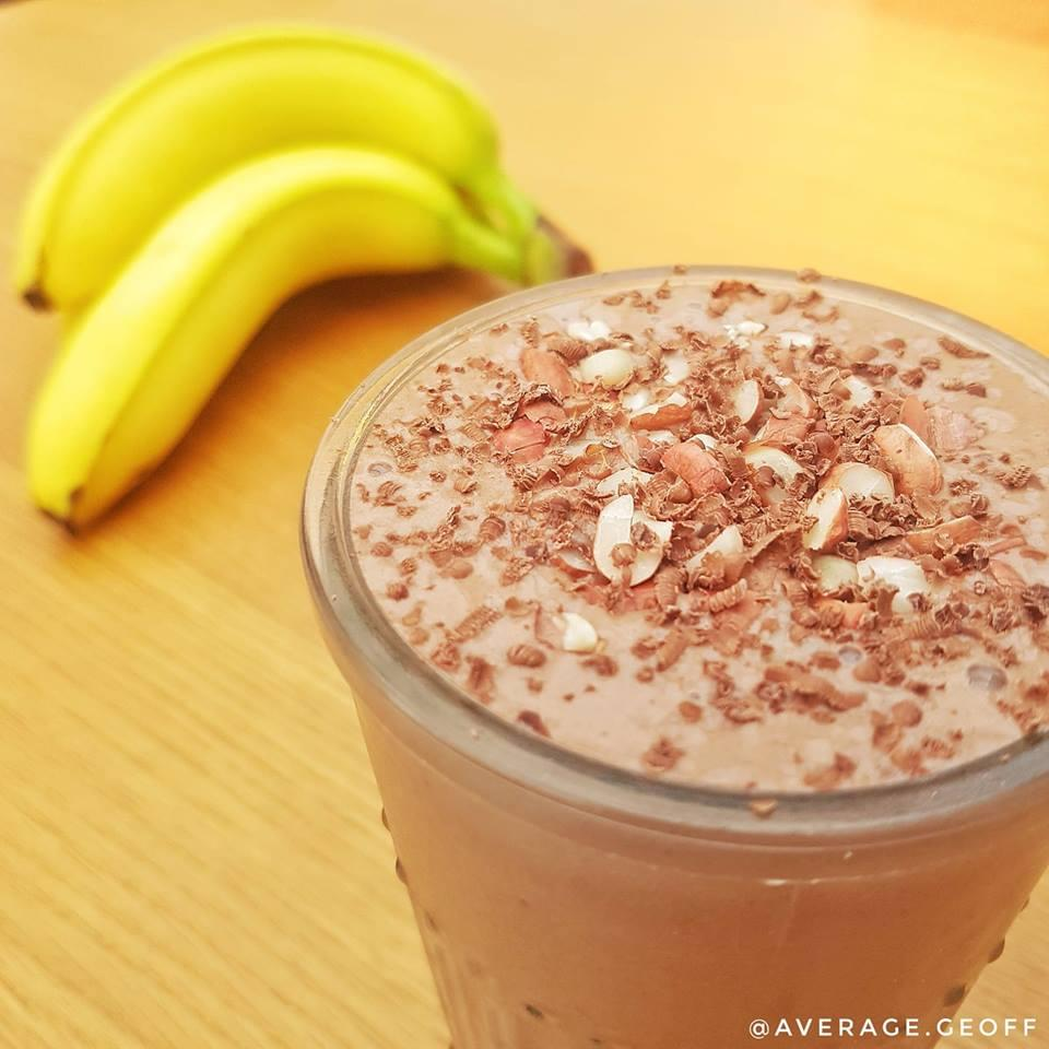 test Time 4 Funky Monkey Protein Shake