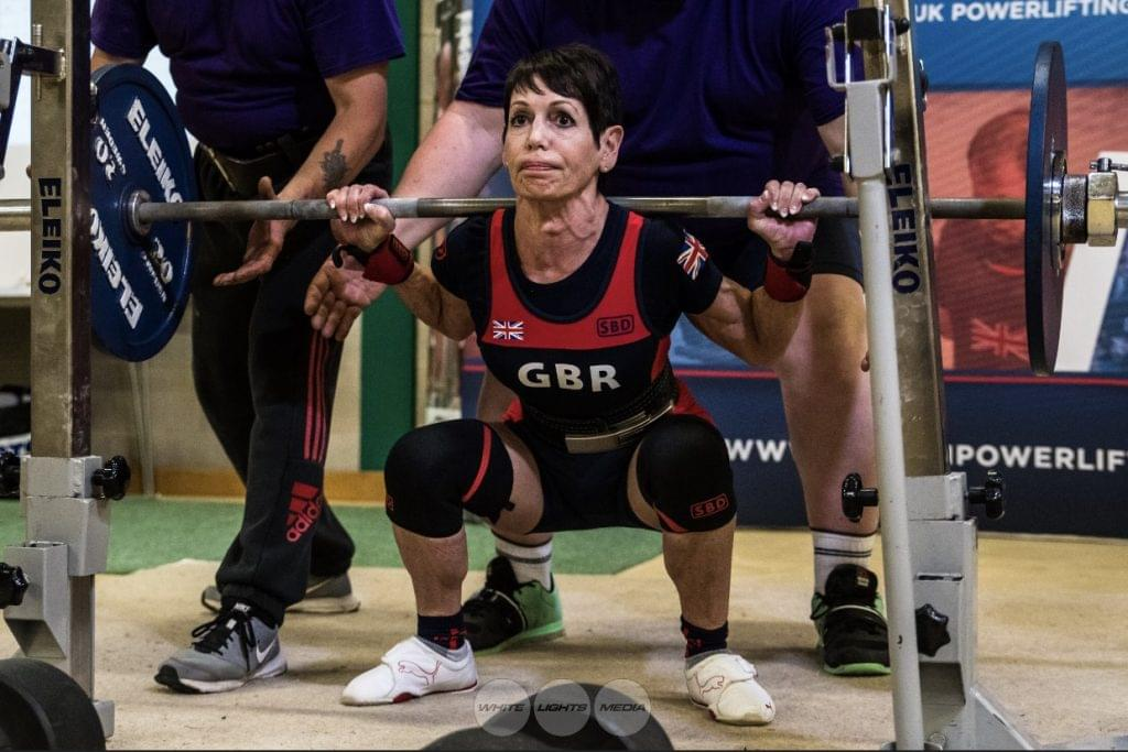 MARINA SMASHES IT & WINS WORLDS, BRITISH & EUROPEAN POWERLIFTING 2017!