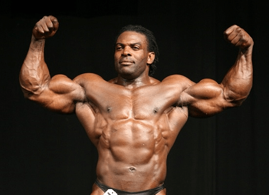 Alvin Small <br>Bodybuilding