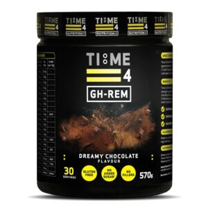 What is a sleep supplement-What is a growth hormone-TIme 4 GH REM, Dreamy Chocolate