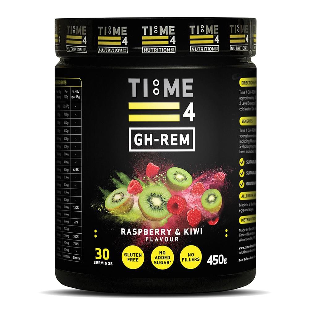 test GH-REM Active Ingredients Profile By Brian Batcheldor BSC