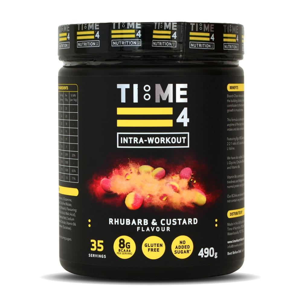 test What is an Intra-Workout supplement?
