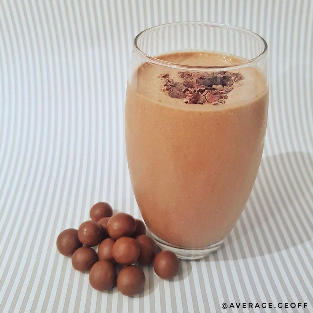 test Time 4 Maltesers Style Protein Shake