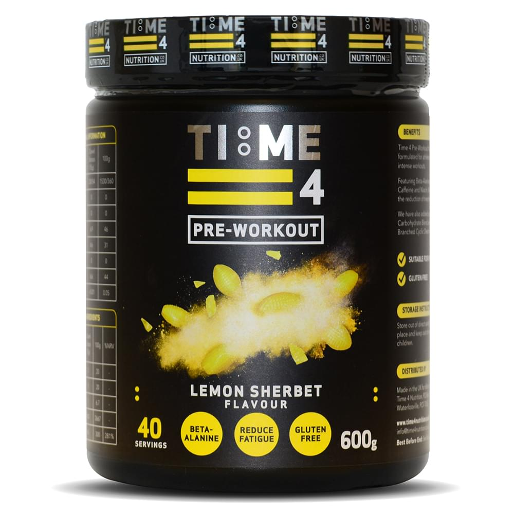test What is a pre-workout supplement?