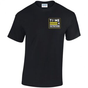 T-Shirt-Time 4 Nutrition-Branded Apparel