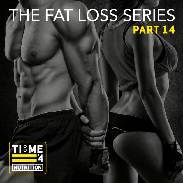 TIME 4 FAT LOSS SERIES – PART 14 – Are there any supplements that can help us to reduce our body fat?