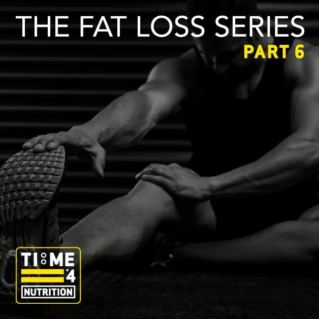 TIME 4 FAT LOSS SERIES – PART 6 – How much physical activity do we need to do to maximise fat loss?