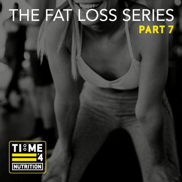 TIME 4 FAT LOSS SERIES – PART 7 – What is the most effective way of using cardiovascular exercise for fat loss?