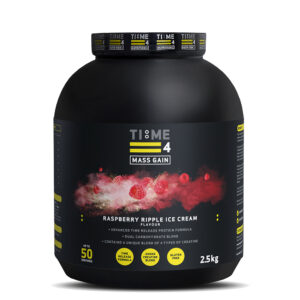 Time 4 Mass Gain, Raspberry Ripple, 2.5kg