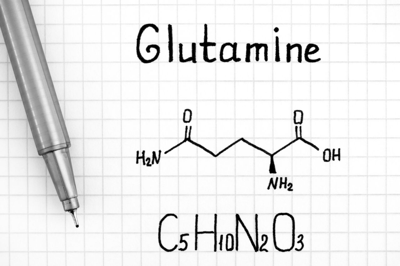 test What is Glutamine?