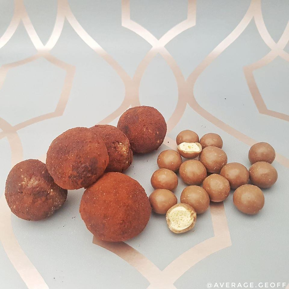 Time 4 Malteasers Style Protein Balls