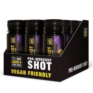 Pre-Workout shot, Pre-workout supplement