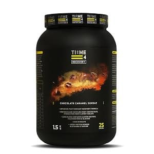 Do Supplements Work-Time 4 Recovery 1.5kg