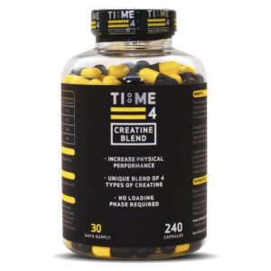 What is Time 4 Creatine Blend