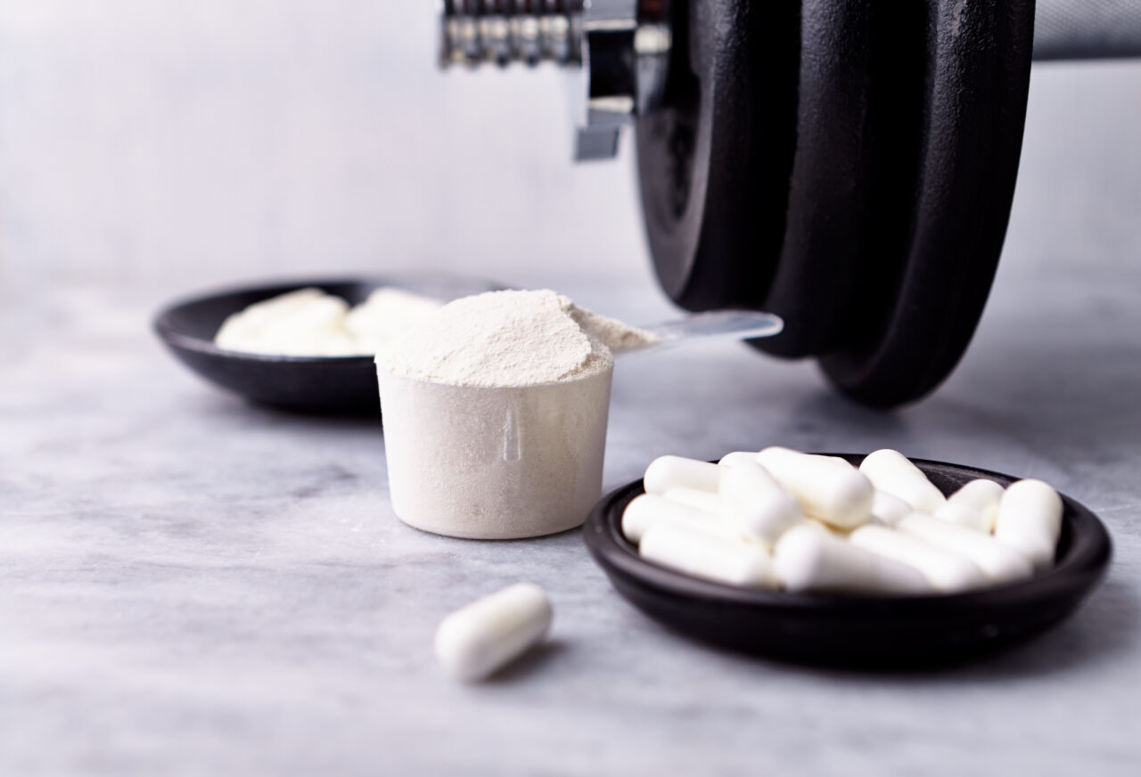 test WHAT IS CREATINE BLEND?