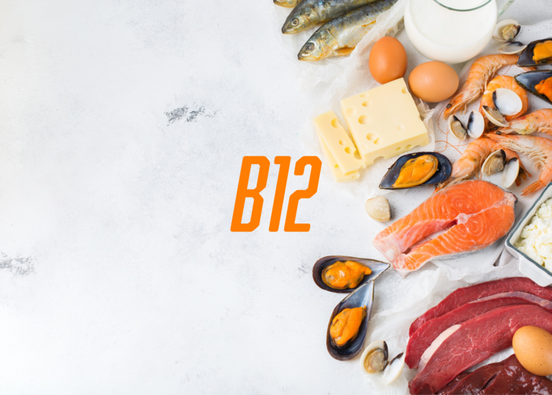 About Time 4 Joint Pro-Vitamin B12