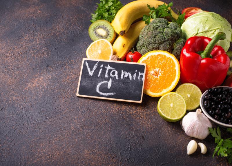 Vitamin C-Fruits