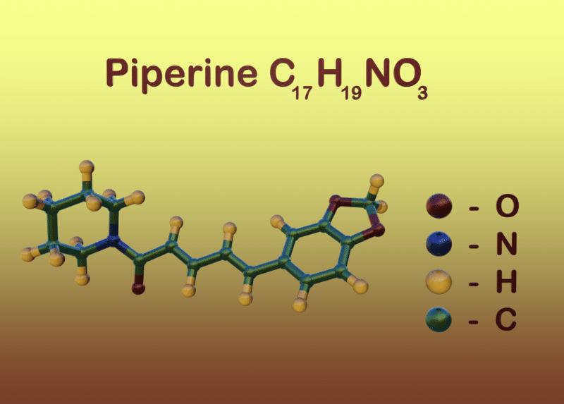 Black Pepper-Piperine