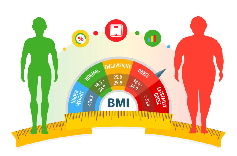 BMI Chart-Accuracy