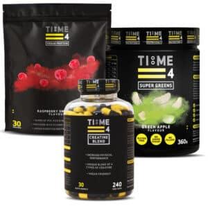 Vegan Stack_Time 4 Nutrition