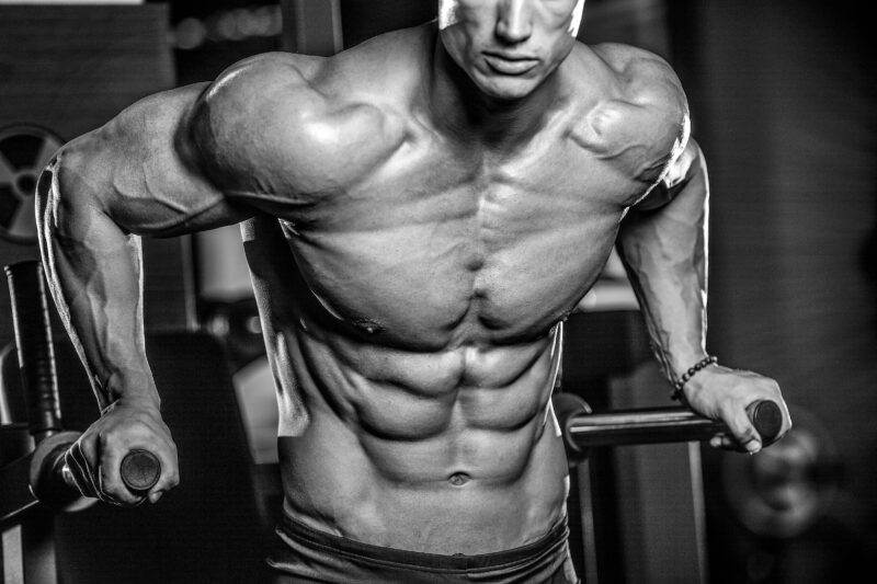 Think you know about Essential-Brutal,Handsome,Caucasian,Bodybuilder,Working,Out,Training,In,The,Gym