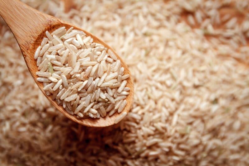 Vegan_100%_protein article_brown rice