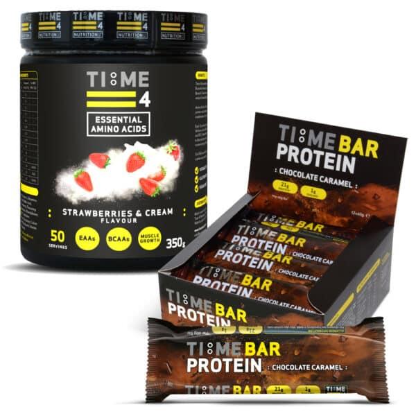 amino acids_Choc Bars_Strawberries
