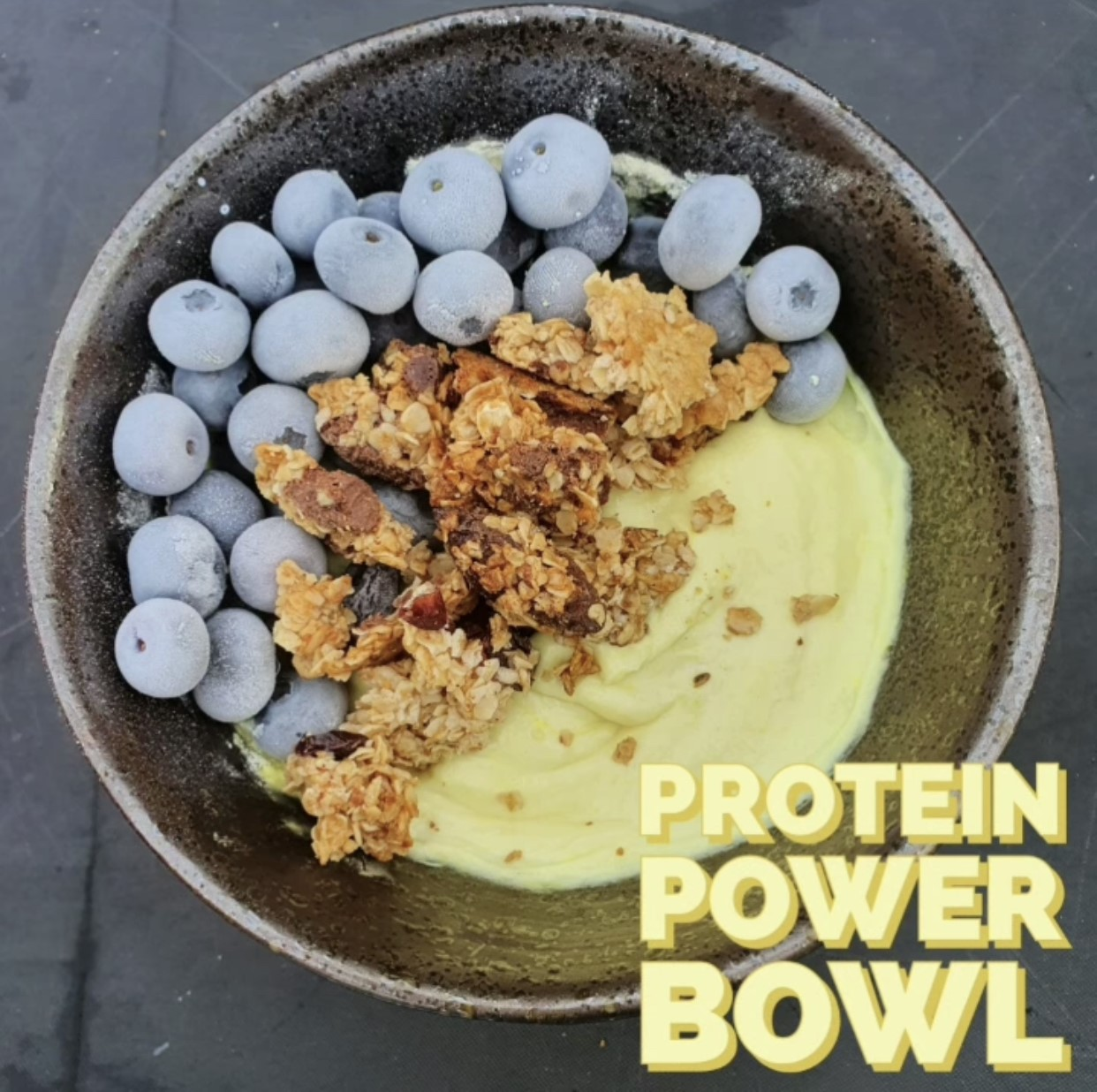 test TIME 4 PROTEIN POWER BOWL